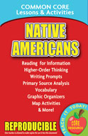 Native Americans - Common Core Lessons and Activities