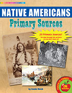 Native Americans Primary Sources
