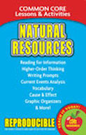 Natural Resources - Common Core Lessons & Activities