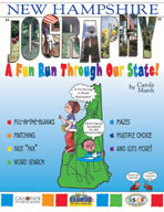 """New Hampshire """"Jography"""": A Fun Run Through Our State!"""
