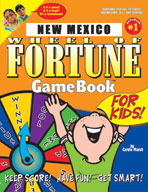 New Mexico Wheel of Fortune!
