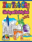 New York City Coloring and Activity Book