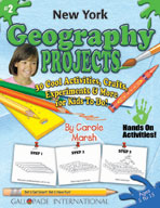 New York Geography Projects