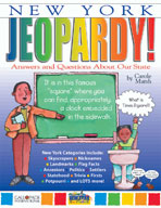 New York Jeopardy!: Answers & Questions About Our State!