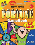 New York Wheel of Fortune GameBook