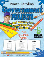 North Carolina Government Projects