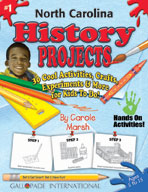 North Carolina History Projects