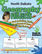 North Dakota Geography Projects