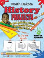 North Dakota History Projects
