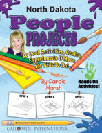 North Dakota People Projects