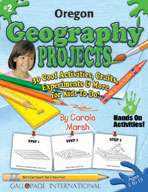 Oregon Geography Projects