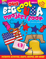 Our Big Cool USA Project Book