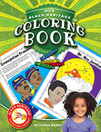 Our Black Heritage Coloring Book (ebook)
