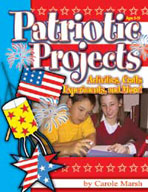 Patriotic Projects - Activities, Crafts, Experiments, and More!