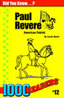 Paul Revere: American Patriot