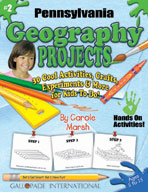 Pennsylvania Geography Projects