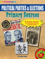 Political Parties and Elections Primary Sources Pack