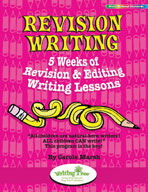 Revision Writing: 5 Weeks of Revision & Editing Writing Lessons