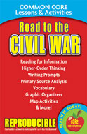 Road to the Civil War  Common Core Lessons and Activities
