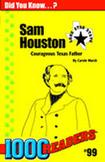 Sam Houston: Remember the Alamo