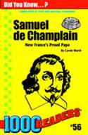Samuel de Champlain: New France's Proud Papa