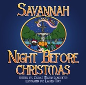 Savannah Night Before Christmas