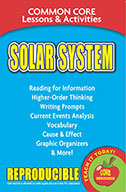 Solar System - Common Core Lessons & Activities