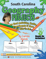 South Carolina Geography Projects