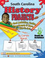 South Carolina History Projects
