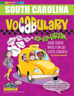 South Carolina Vocabulary: Va-Va-Vroom! Social Studies Words From Our State's Standards