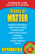 States of Matter  Common Core Lessons and Activities