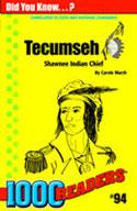 Tecumseh: American Indian Chief