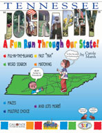 """Tennessee """"Jography"""": A Fun Run Through Our State!"""
