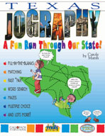 "Texas ""Jography"": A Fun Run Through Our State"