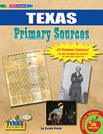 Texas Primary Sources (eBook)