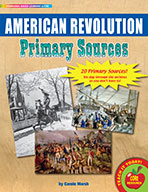 The American Revolution Primary Sources