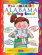 The Awesome Alabama Coloring Book!