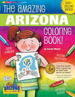The Awesome Arizona Coloring Book!