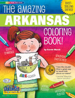 The Awesome Arkansas Coloring Book