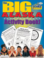 The BIG Alaska Reproducible Activity Book