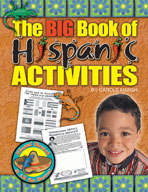 The BIG Book of Hispanic Activities