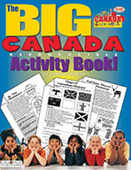 The BIG Canada Reproducible Activity Book (eBook)