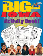 The BIG Iowa Reproducible Activity Book-New Version