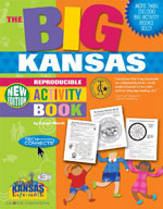 The BIG Kansas Reproducible Activity Book-New Version