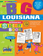 The BIG Louisiana Reproducible Activity Book-New Version