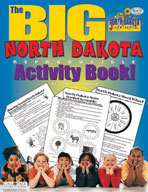 The BIG North Dakota Reproducible Activity Book