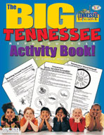The BIG Tennessee Reproducible Activity Book