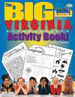 The BIG Virginia Reproducible Activity Book-New Version