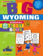 The BIG Wyoming Reproducible Activity Book