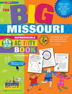 The Big Missouri Reproducible Activity Book-New Version